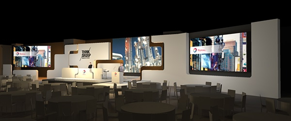 total think group convention 2012 on behance. Black Bedroom Furniture Sets. Home Design Ideas