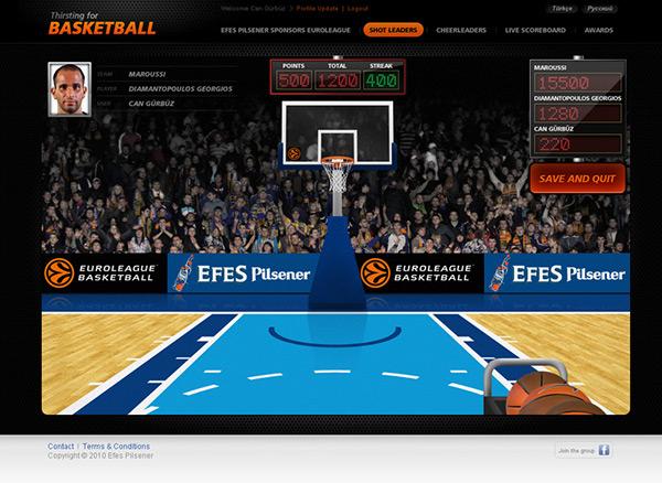 efes basketball