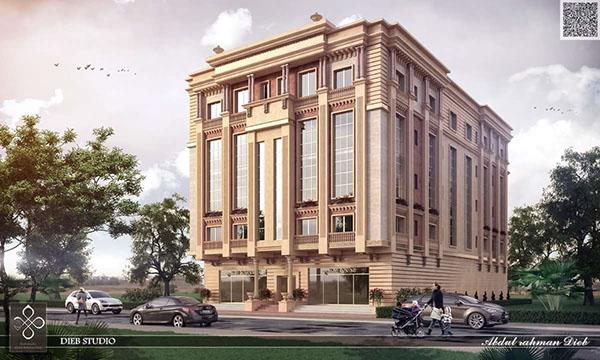 極美的30款建築系作品集欣賞