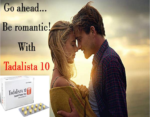 Tadalista 10 mg