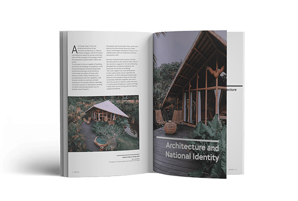 de.Arch   Publication Magazine