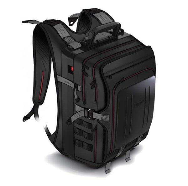 9dbfaa3f0174 Pelican U100 Elite Laptop Backpack on Behance