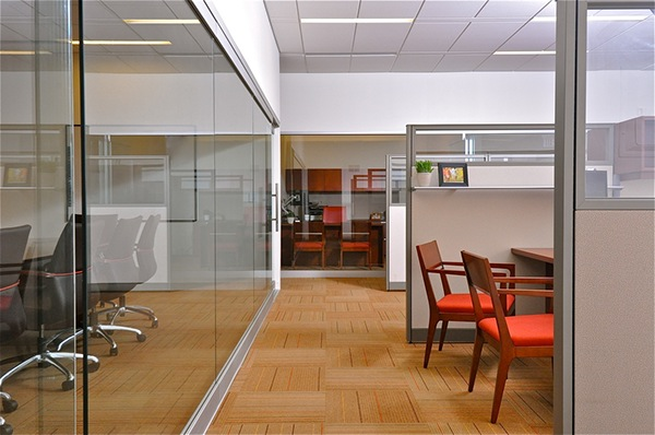 Insurance and financial service office on behance - Interior design jobs in michigan ...