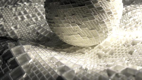 displacement Procedural 3D MAX 3dsmax corona render  corona nuke generative genrative art
