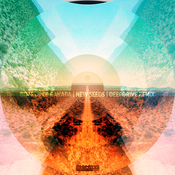 VIDEO | Boards Of Canada - New Seeds (Deepdrive Remix) on Behance