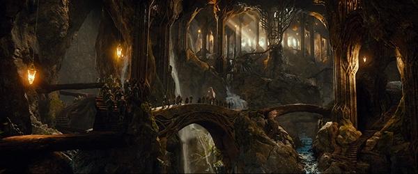 the hobbit desolation of smaug tasarım yapım aşaması