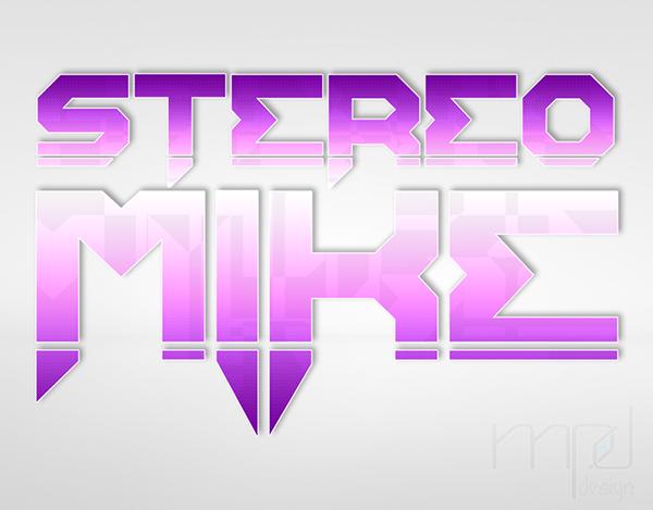 Logotipo stereomike