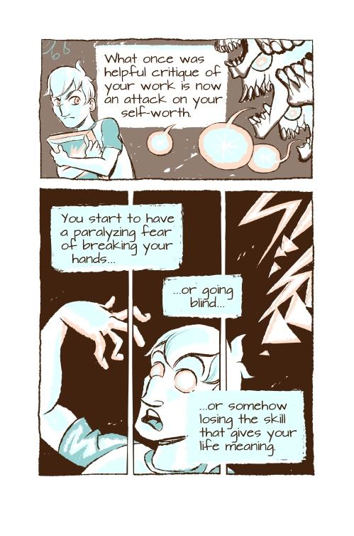 identity Creativity art comic