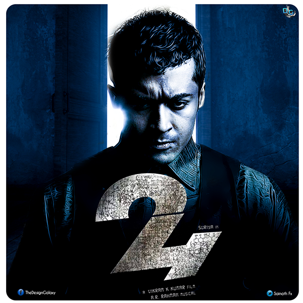 Surya in 24 on behance - 24 surya images ...