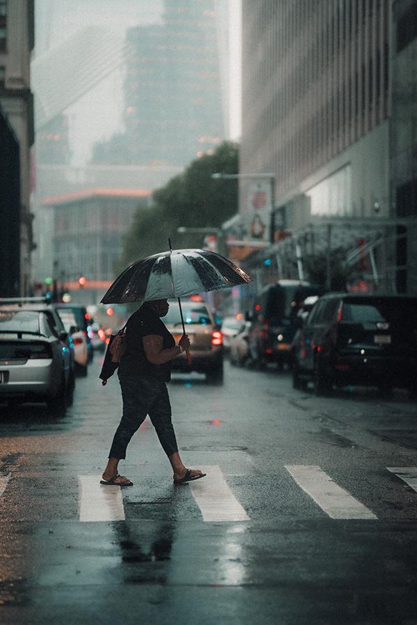 Downpour.