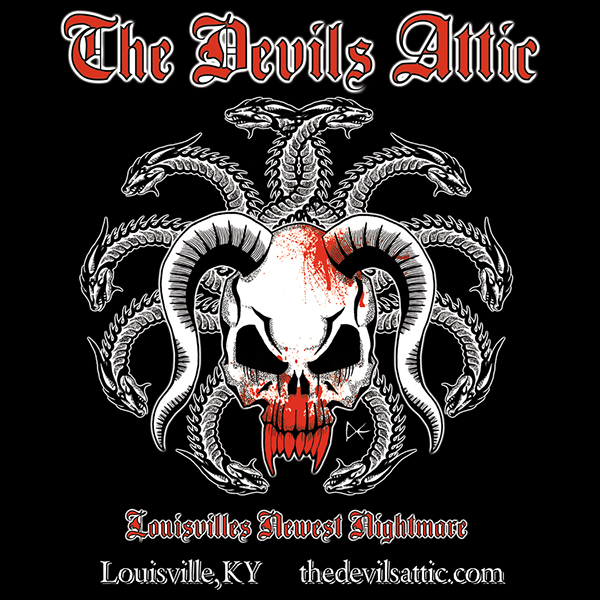 The Devils Attic Printed T Shirts Amp Other Nightmares On