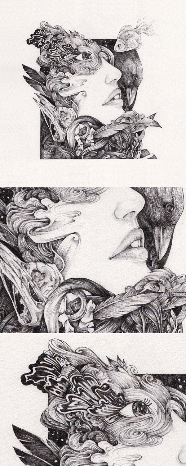 Remarkable Drawings by Raf Banzuela III