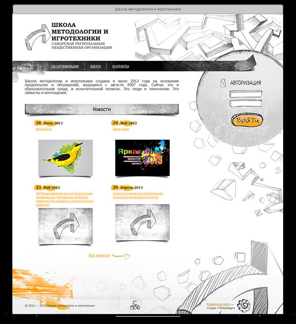 Blog Methodology gaming methodology