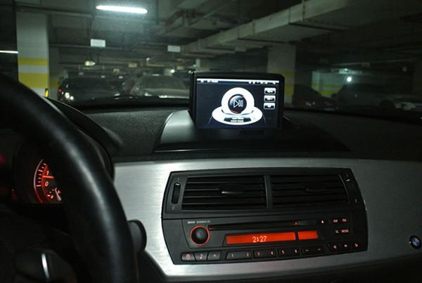 Top Level Navigation And Sound System For Z4 E85 Diy