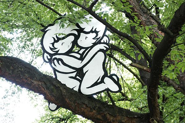 adicolor,berlin,lolo,trees