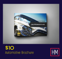 Multipurpose Corporate Brochure - 11