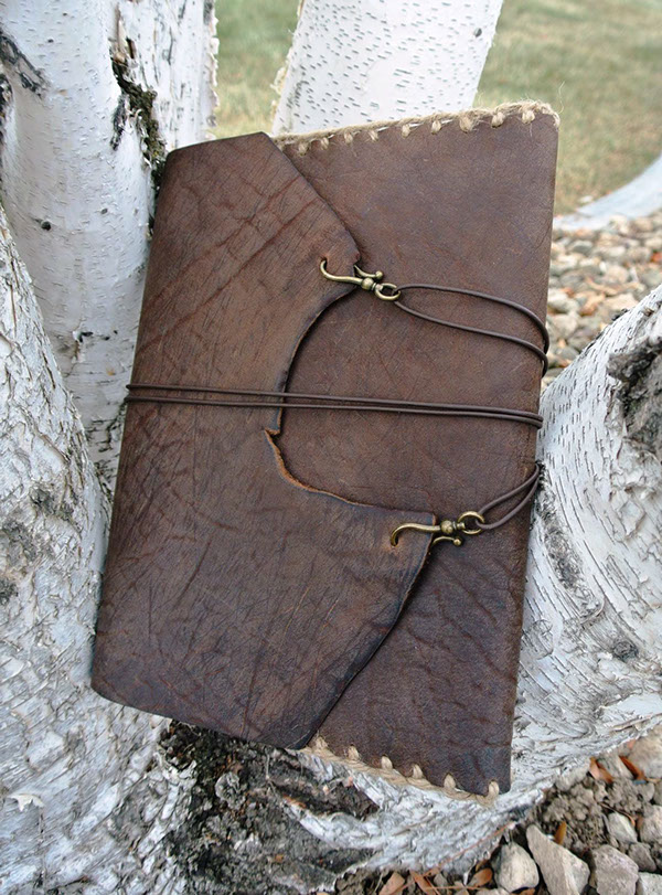 Handmade Story Book Cover : Handmade leather book covers on behance