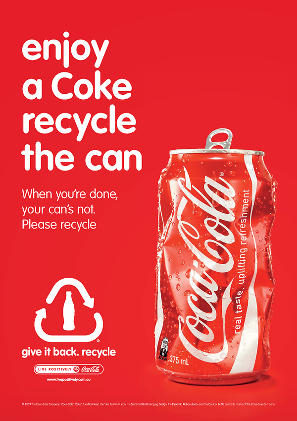 Plastic Recycling Poster