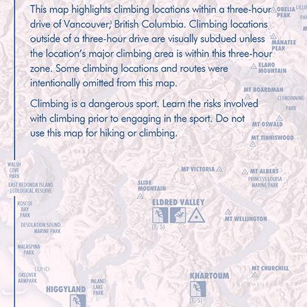 climbing cartography map dataviz DATAVISUALIZATION monochrome chart rock climbing