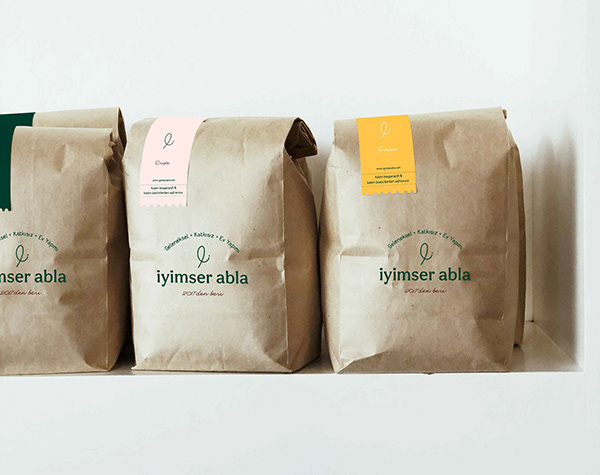 İyimser Abla / Branding & Packaging Design