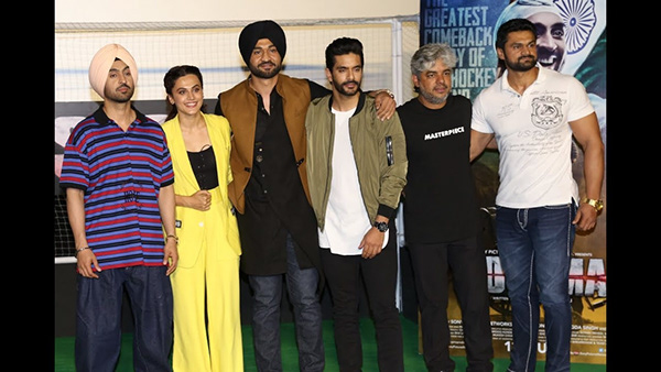 Soorma Movie Promotions: Stylist to Sandeep Singh on Student