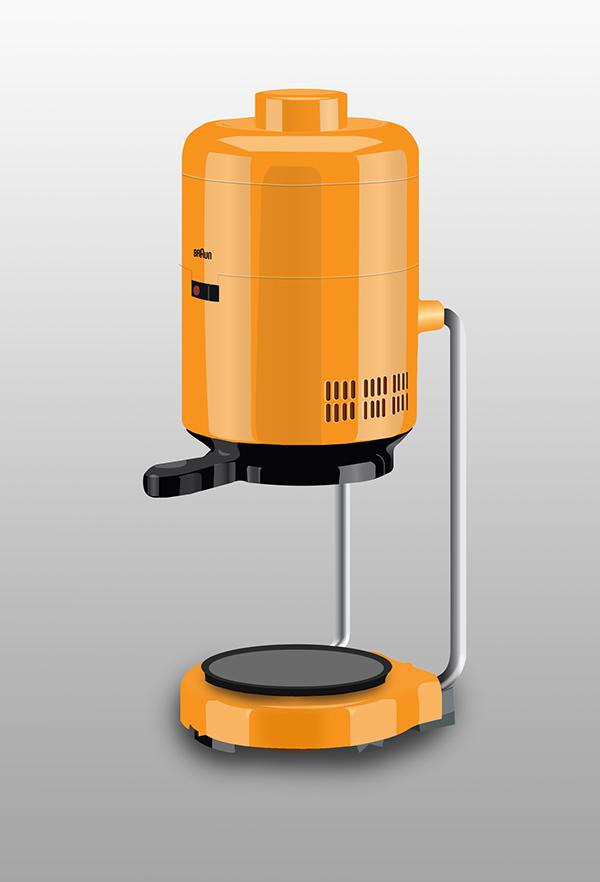 Braun Coffee Maker on Behance