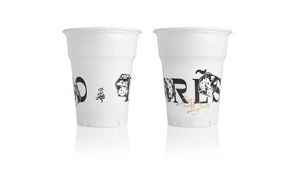 Taresso Plastic Cup