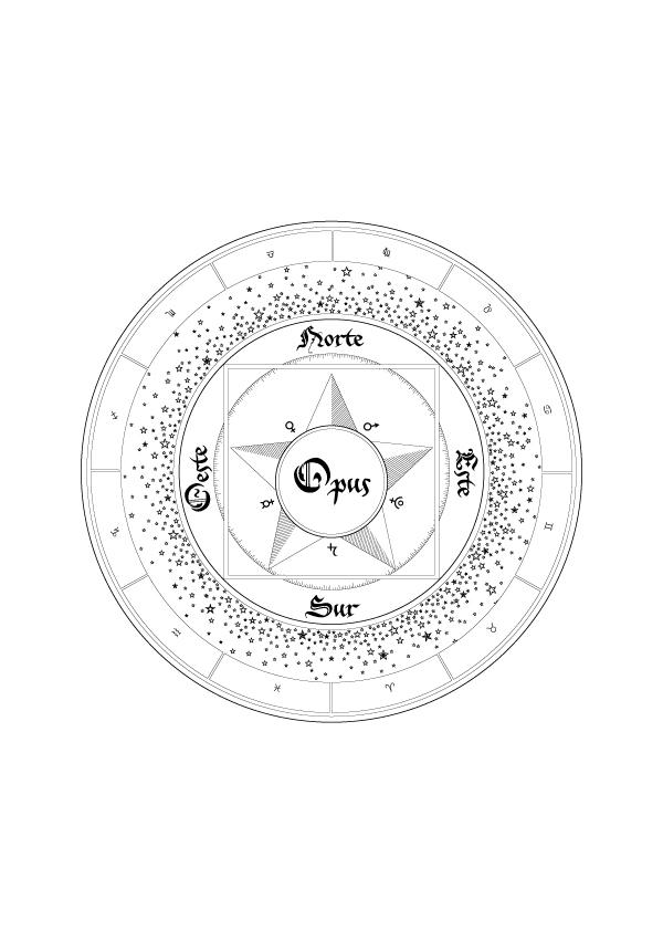 tarot Simbologia alquimia Poesia Visual Figura Estilística