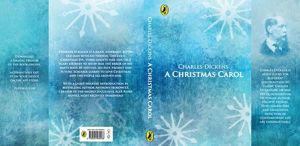 A Christmas Carol Book Cover.A Christmas Carol Book Cover Dust Jacket On Behance