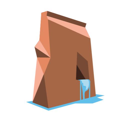 The Aqualith logo