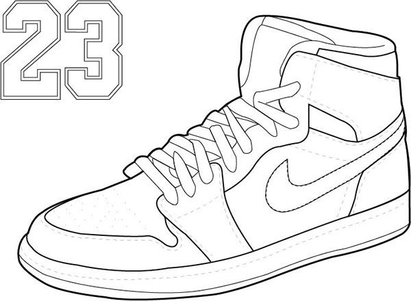 sneaker line drawing on behance