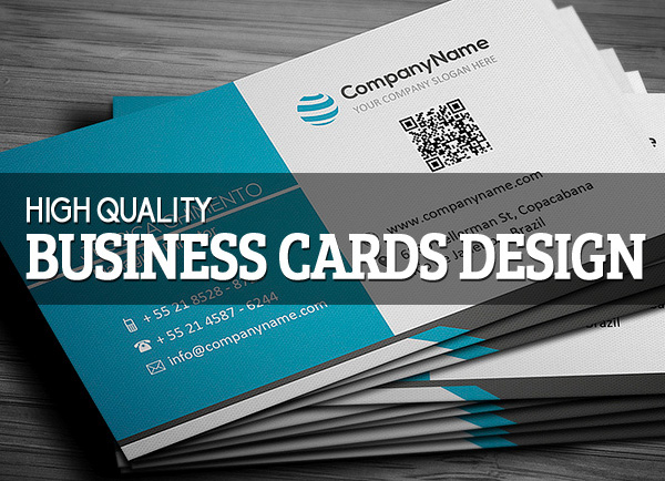 Personal Business Cards Samples