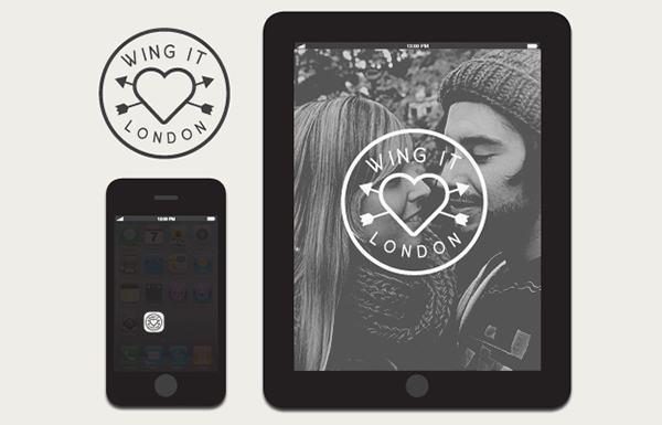 Wing It London on Behance Thanks for watching  for more  V  A COM