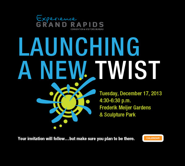 Gr City Twist Product Launch Experience Grand Rapids On Behance