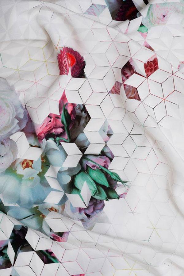 koonhor textile design ss 13 on behance. Black Bedroom Furniture Sets. Home Design Ideas
