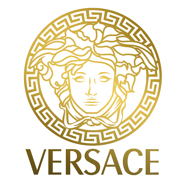 Versace Logo Rebrand on Behance