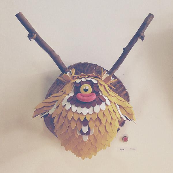 bakea bakealanasland toy monster trophy Hunt