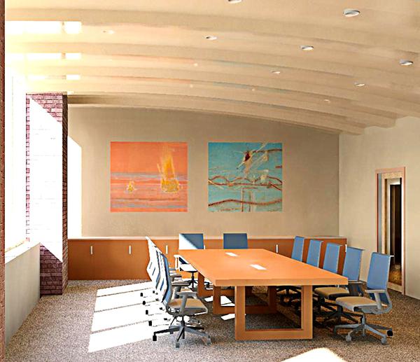 Ideo denver office design on behance for Office design denver