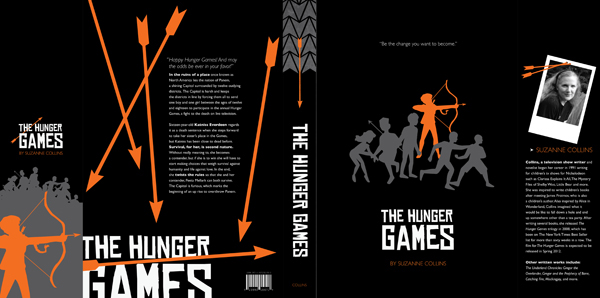 Redesigning a Bookjacket Series on Behance