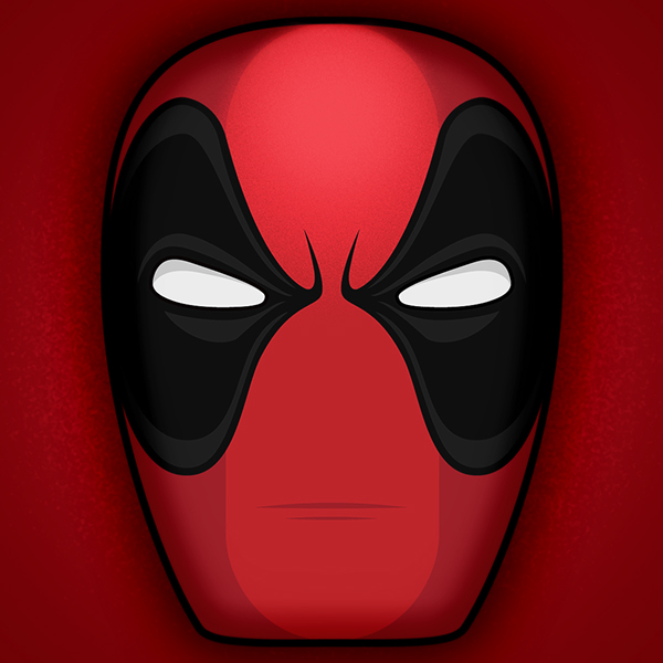 Deadpool mask - Where to buy
