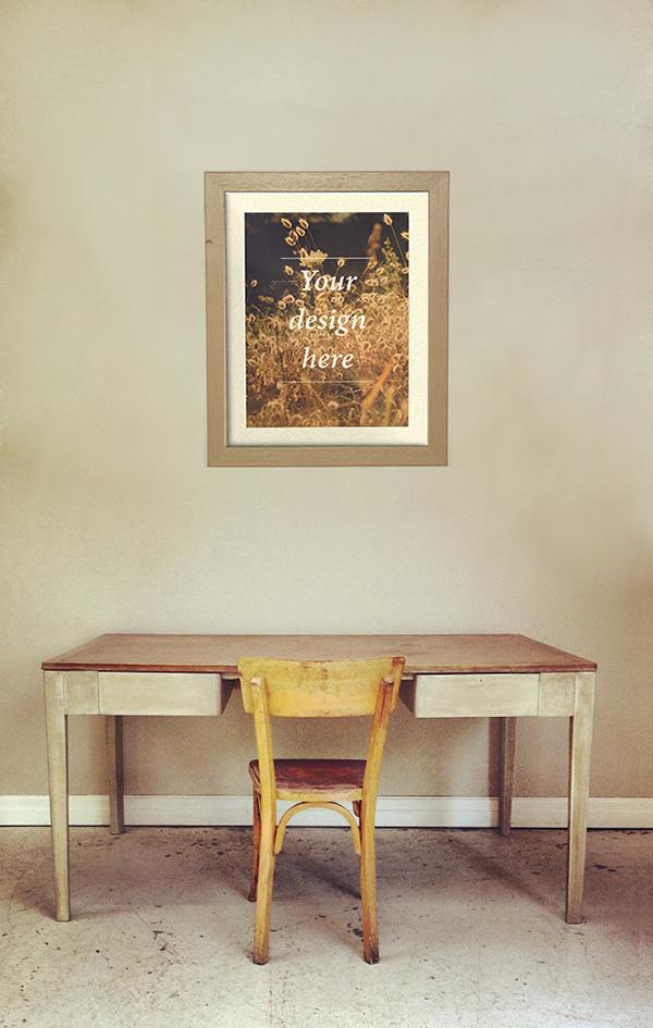 Poster frame art