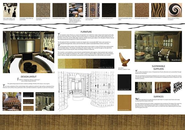 Office design travel agency on behance for Design agency office