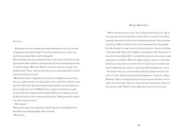 on the jellicoe road book pdf