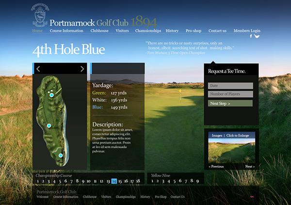 golf Booking