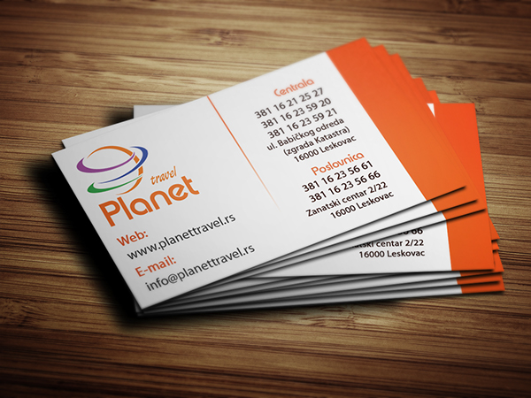 travel agency communication plan
