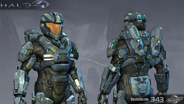 Halo 4 by Mark von Borstel