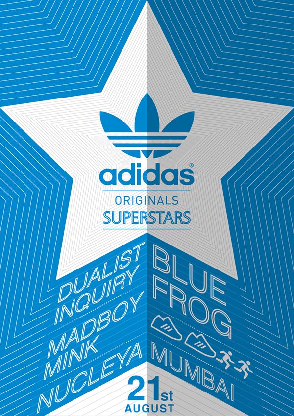 adidas originals poster