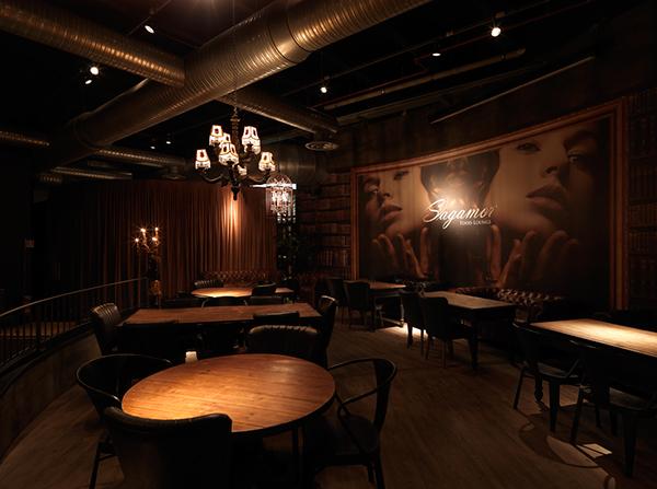 Sagamor lounge bar & restaurant by Andrea Langh 7def46c4c55656376451dd1f06da311b