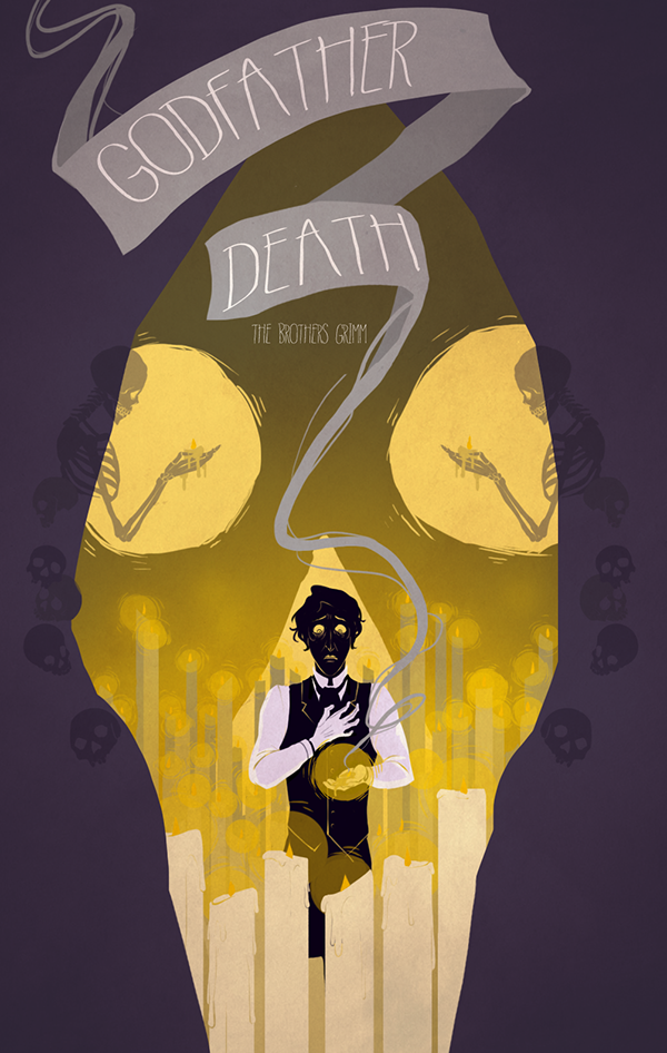 godfather death Would anyone hear like to discuss godfather death, and other representations of death in folklore and fairy tales.