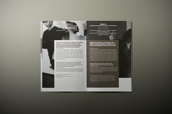 porto Portugal poster brochure folder atelier Martino & Jana